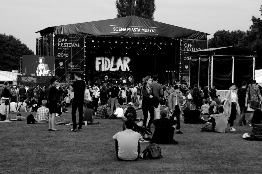 FIDLAR / fot. Maciek Suchorabski