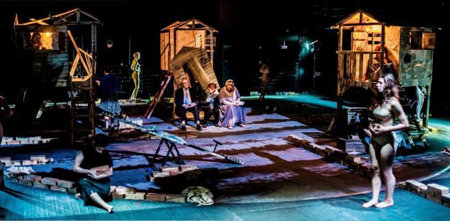 Matki, Teatr Żydowski