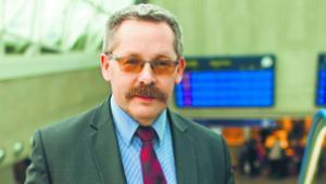Mirosław Pawłowski, prezes PKP SA