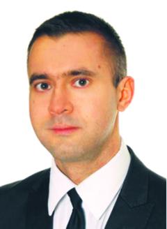 Tomasz Strzałkowski doradca podatkowy w Kancelarii Chałas i Wspólnicy