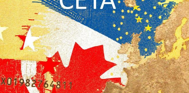 Na razie, po zaakceptowaniu CETA przez Parlament Europejski, Kanadę i rządy państw członkowskich UE, w życie wejdzie handlowa część liczącego 1600 stron porozumienia