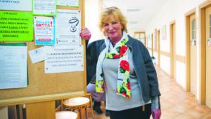 Krystyna Górecka, 68 lat, dyrektorka niepublicznego zakładu opieki zdrowotnej
