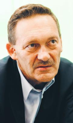 Edward Zalewski, prokurator w stanie spoczynku, były szef Krajowej Rady Prokuratury