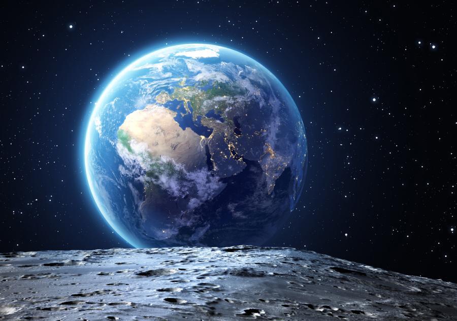Ziemia widziana z kosmosu