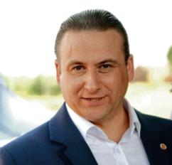 Rafał Ryszczuk burmistrz Kisielic