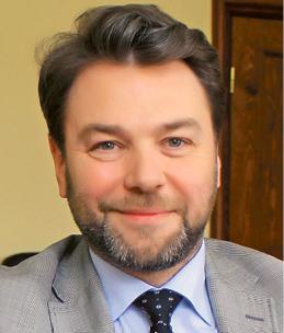 Daniel Wacinkiewicz zastępca prezydenta Szczecina