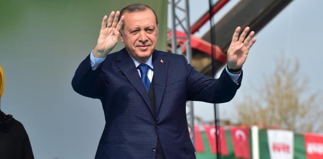 Prezydent Turcji, Recep Erdogan