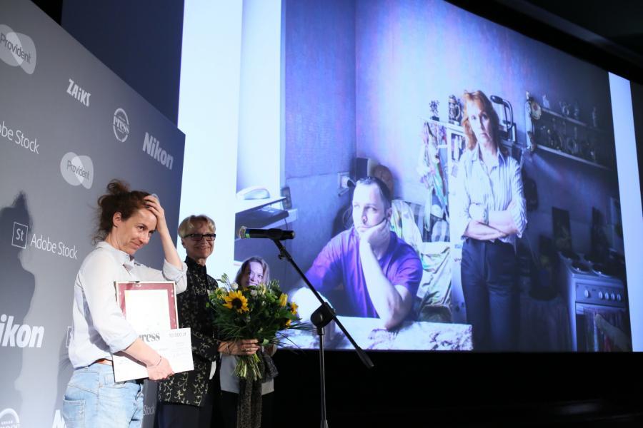 Anna Bedyńska Grand Press Photo