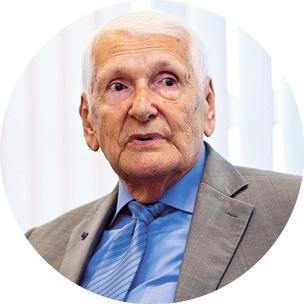 Józef Zych były marszałek Sejmu, członek Trybunału Stanu