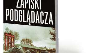 """Gay Talese, """"Zapiski podglądacza"""", przeł. Piotr Kaliński, Czarna Owca 2017"""