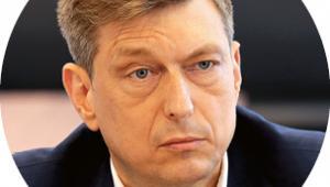 Mariusz Witczak poseł PO i były członek Rady Służby Cywilnej
