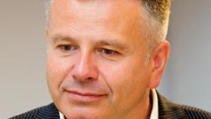 Robert Bitner dyrektor firmy Alcon