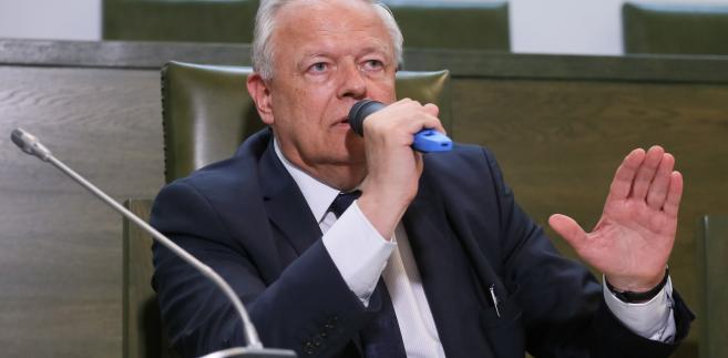 Stanisław Zabłocki, prezes Izby Karnej Sądu Najwyższego