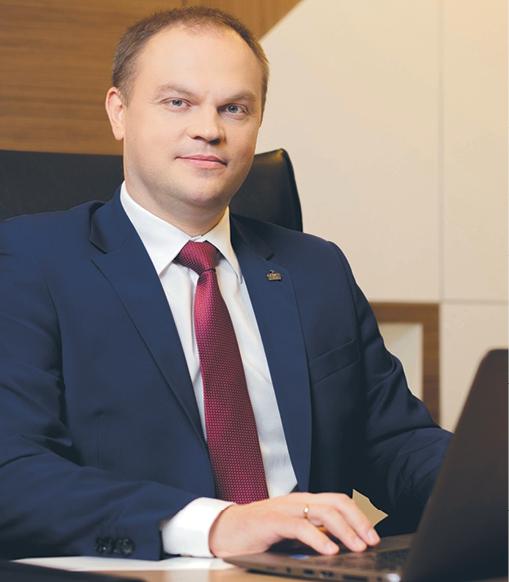 Paweł Łapiński, wiceprezes Grupy Azoty