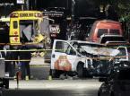 """USA : """"Tchórzliwy akt terroru"""" w Nowym Jorku"""