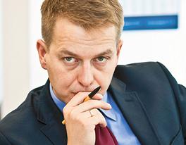Marek Tejchman, zastępca redaktora naczelnego