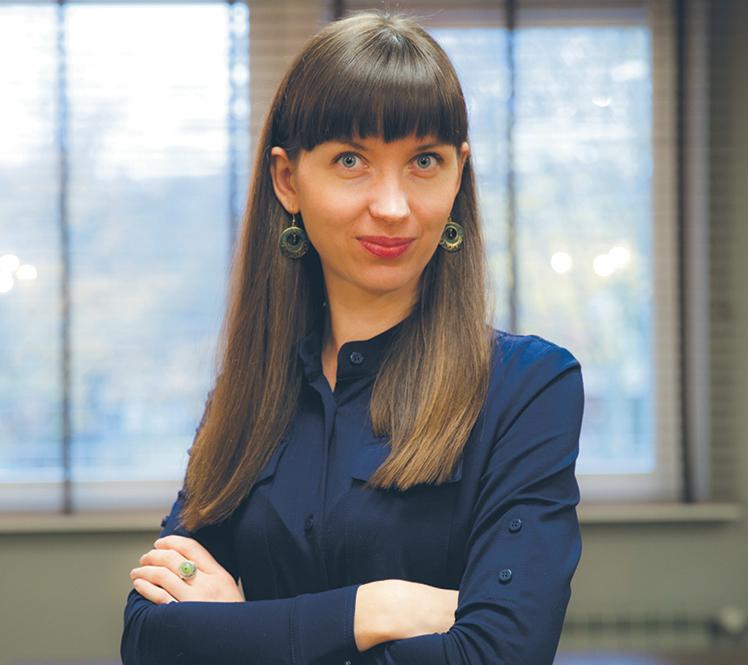 32 lata, adwokat prowadząca indywidualną praktykę adwokacką
