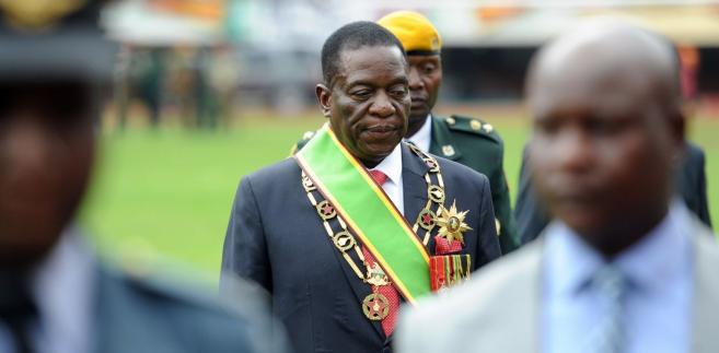 Oczekuje się jednak, że już w pierwszej turze zwycięży obecny prezydent i były wiceprezydent Emmerson Mnangagwa z ZANU-PF.