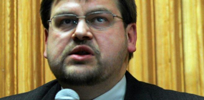 Henryk Głębocki. Zdjęcie archiwalne