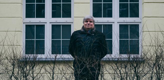 Maciej Lasek. Fot. Maksymilian Rigamonti