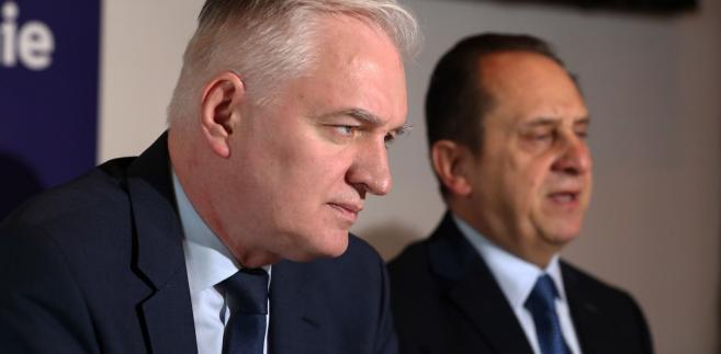 """""""Niedawno powiedziałem panu prezesowi Kaczyńskiemu, że nie wyobrażam sobie, żebym kiedykolwiek miał wstąpić do PiS-u"""" - dodał."""