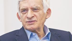 prof. Jerzy Buzek europoseł, były premier RP i były szef Parlamentu Europejskiego