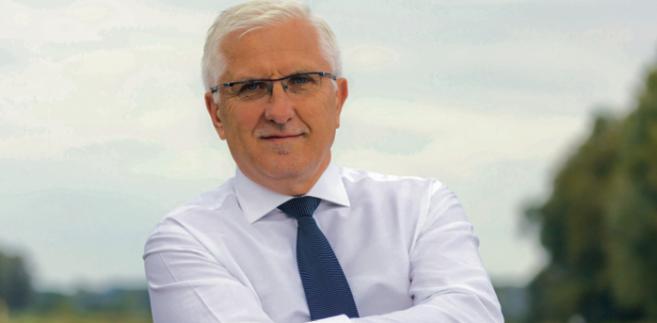 Wadim Tyszkiewicz, prezydent Nowej Soli, prezes Zrzeszenia Gmin, Województwa Lubuskiego