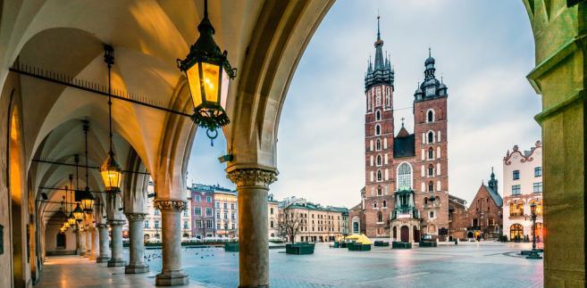 Polska, Kraków