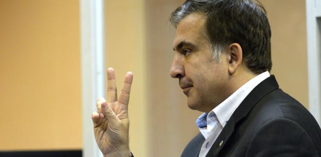 Michaił Saakaszwili