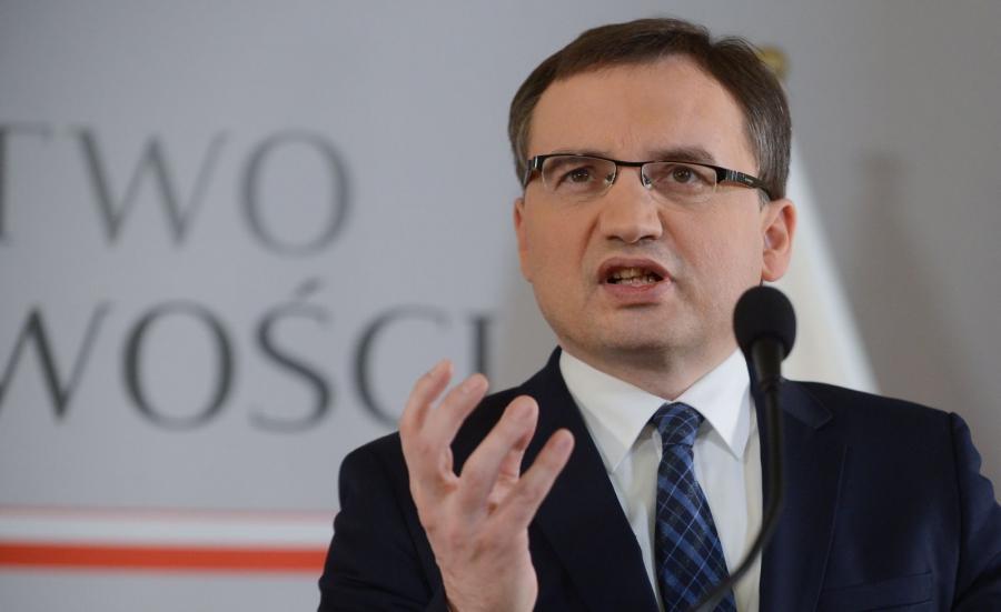 Minister sprawiedliwości, prokurator generalny Zbigniew ZiobroMinister sprawiedliwości, prokurator generalny Zbigniew Ziobro