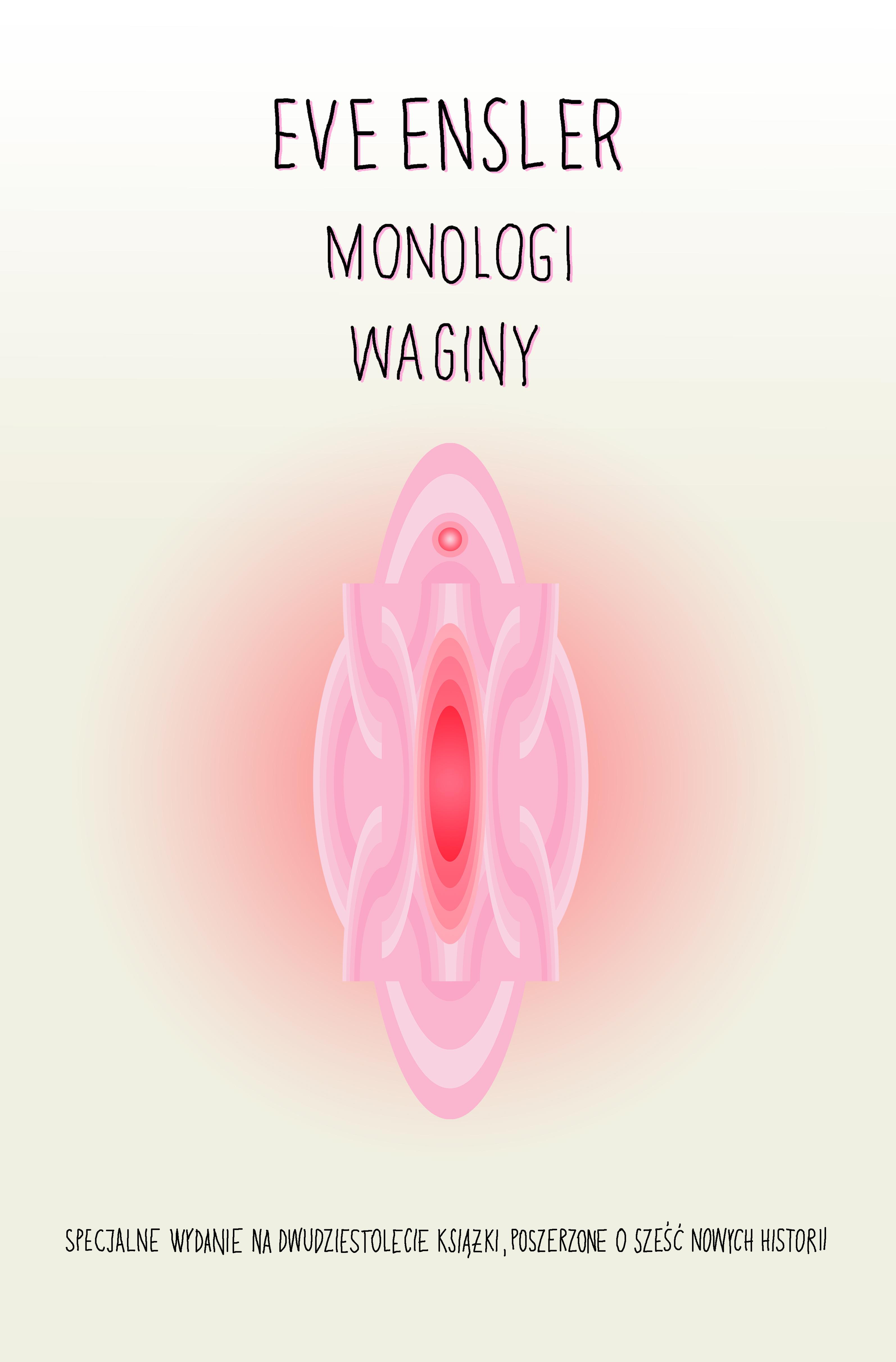 """Monologi waginy"" Eve Ensler"