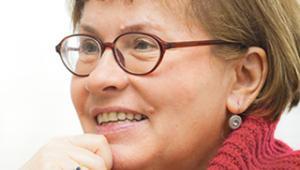 dr Grażyna Hart, naczelny lekarz ZUS, dyrektor Departamentu Orzecznictwa Lekarskiego Centrali ZUS