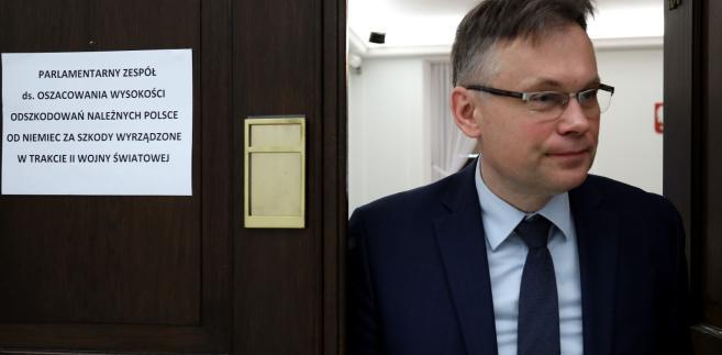 We wtorek w Sejmie odbędzie się posiedzenie parlamentarnego zespołu ds. oszacowania wysokości odszkodowań należnych Polsce od Niemiec za szkody wyrządzone w trakcie II wojny światowej.