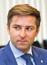 Karol Zarajczyk prezes zarządu Ursusa