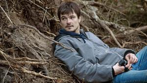 """Dawid Ogrodnik w filmie """"Cicha noc"""" (2017) w reżyserii Piotra Domalewskiego"""