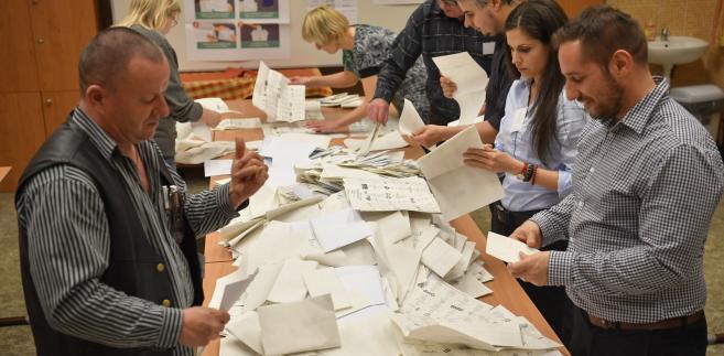 Wybory do parlamentu Węgry
