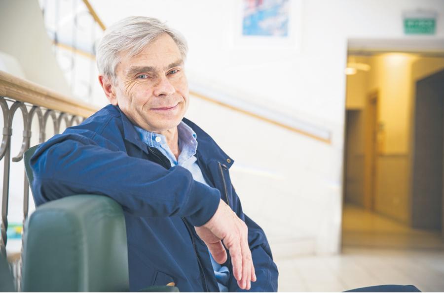 Tadeusz Tomaszewski, profesor nauk prawnych, kierownik Katedry Kryminalistyki na Wydziale Prawa i Administracji UW