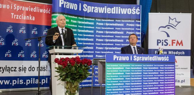 """""""""""Wszyscy, którzy znają prezesa (PiS) Jarosława Kaczyńskiego osobiście, dobrze wiedzą, że jest to człowiek o gołębim sercu. Domeną polityki jest spór. Spór nie dla samego sporu, lecz po to, by móc przekonać wyborców w demokratycznym procesie i realizować swój program"""" - powiedział marszałek Senatu"""