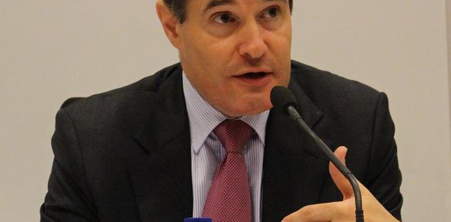Fabrice Leggeri, szef Frontexu, Europejskiej Agencji Straży Granicznej i Przybrzeżnej
