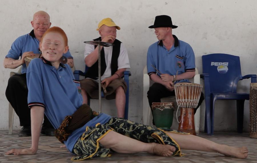 Albino Revolution Cultural Troupe