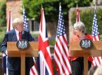 Prezydent USA ręki w kryzysie ci nie poda