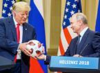 Trump z Putinem: Bez kompromisu