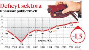 Deficyt sektora finansów publicznych