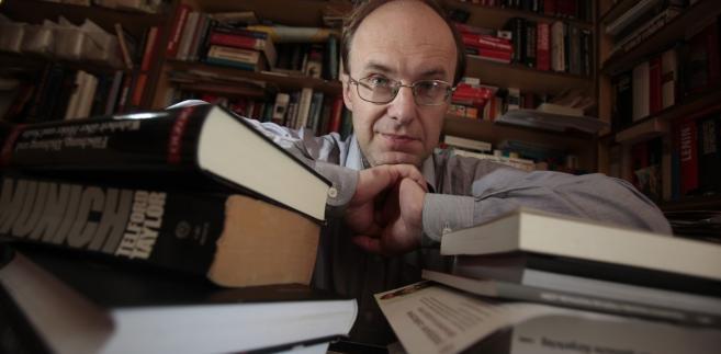 Stanisław Żerko, profesor historii, ekspert Instytutu Zachodniego w Poznaniu i wykładowca Akademii Marynarki Wojennej w Gdyni