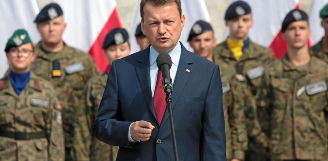 Wojska Obrony Terytorialnej nawiązują do tradycji Armii Krajowej oraz tradycji Żołnierzy Niezłomnych.