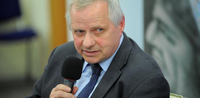 Leszek Świętalski sekretarz generalny Związku Gmin Wiejskich