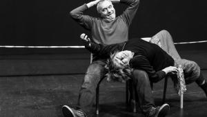 """""""Krzesła Ionesco w Teatrze Polonia, fot. Katarzyna Kural-Sadowska"""