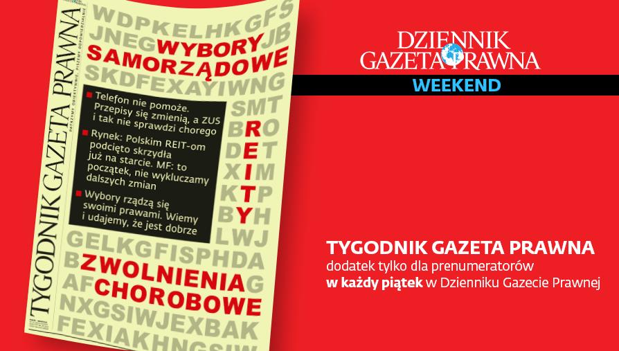 Tygodnik 19.10.2018