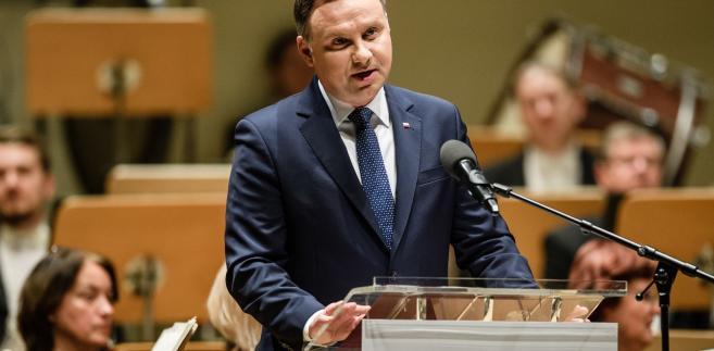 Według prezydenta Małgorzata Gersdorf jest obecnie sędzią w stanie spoczynku.