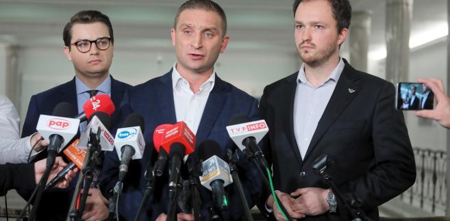 Robert Bąkiewicz, Witold Tumanowicz, Damian Kita